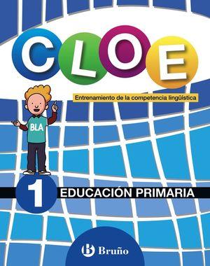 CLOE ENTRENAMIENTO DE LA COMPETENCIA LINGUISTICA 1ºEP