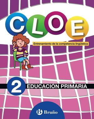 CLOE ENTRENAMIENTO DE LA COMPETENCIA LINGUISTICA 2ºEP