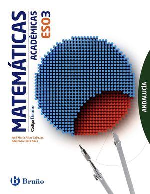 MATEMATICAS ACADEMICAS 3º ESO ANDALUCIA