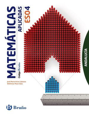 CÓDIGO BRUÑO MATEMÁTICAS APLICADAS 4 ESO ANDALUCÍA