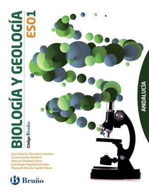 BIOLOGIA Y GEOLOGIA 1ºESO 2016 ANDALUCIA
