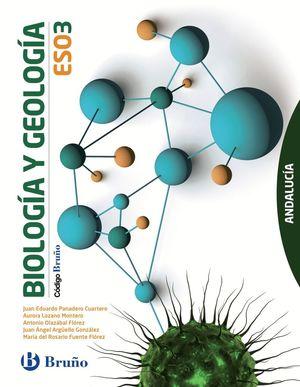 BIOLOGIA Y GEOLOGIA 3ºESO 2016 ANDALUCIA