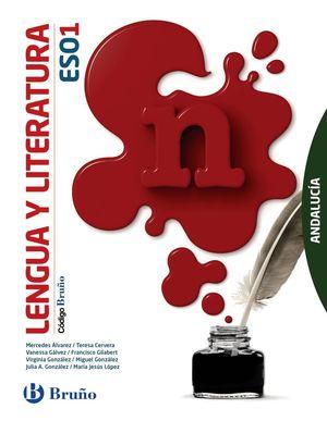 LENGUA Y LITERATURA 1ºESO 2016 ANDALUCIA