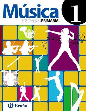 MÚSICA 1 ED. PRIMARIA ANDALUCIA