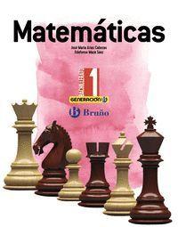 GENERACIÓN B MATEMÁTICAS 1 BACHILLERATO 2020