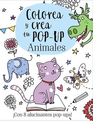 COLOREA Y CREA TU POP-UP ANIMALES