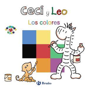 CECI Y LEO LOS COLORES