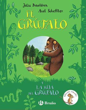 EL GRUFALO Y LA HIJA DEL GRUFALO (ESTUCHE 2 VOLS.)