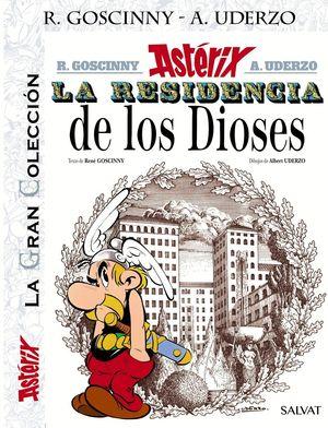 LA RESIDENCIA DE LOS DIOSES. LA GRAN COLECCIÓN, 17