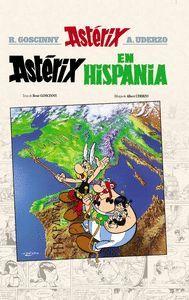 ASTÉRIX EN HISPANIA EDICIÓN DE LUJO