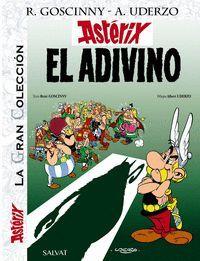 ASTERIX. EL ADIVINO