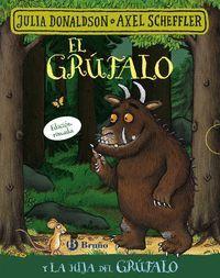 ESTUCHE EL GRÚFALO / LA HIJA DEL GRÚFALO. EDICIÓN RIMADA