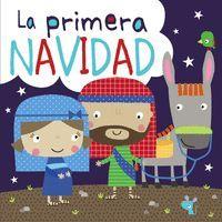 LA PRIMERA NAVIDAD (ESCENARIO DESPLEGABLE + MUÑEQUITOS)