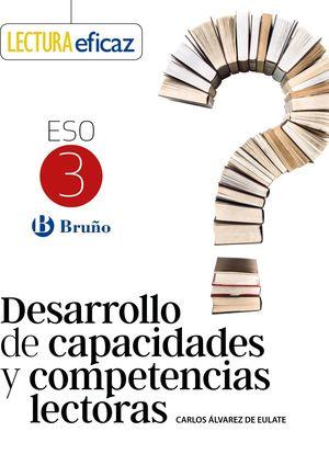 DESARROLLO DE CAPACIDADES Y COMPETENCIAS LECTORAS 3 ESO