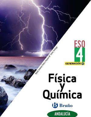 FÍSICA Y QUÍMICA 4 ESO ANDALUCÍA GENERACION B