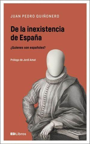 DE LA INEXISTENCIA EN ESPAÑA