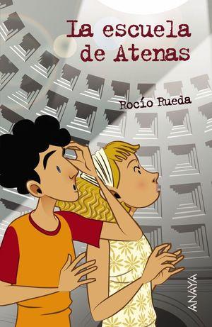 LA ESCUELA DE ATENAS (LIBRO + CUADERNO DE EJERCICIOS)