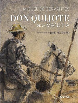DON QUIJOTE DE LA MANCHA (ILUSTRADO)