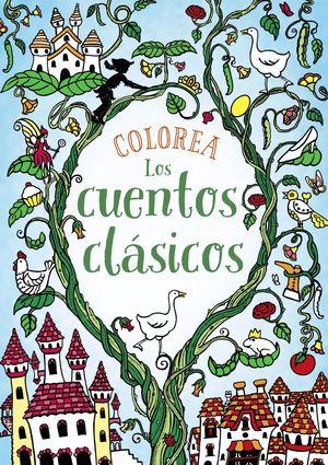 COLOREA LOS CUENTOS CLASICOS