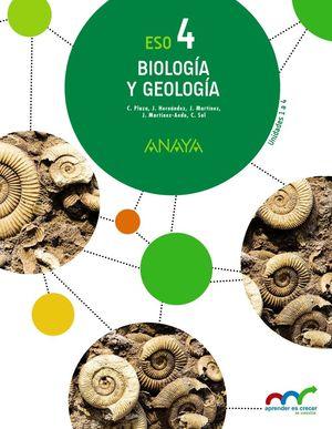 BIOLOGÍA Y GEOLOGÍA 4 ESO MEC