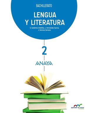 LENGUA Y LITERATURA 2ºBACH. 2016