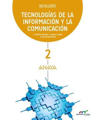 TECNOLOGIAS DE LA INFORMACION Y LA COMUNICACION 2ºBACH. 2016