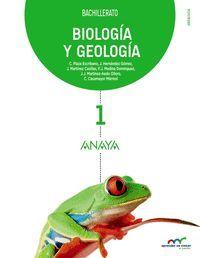 BIOLOGIA Y GEOLOGIA 1BACH 2016