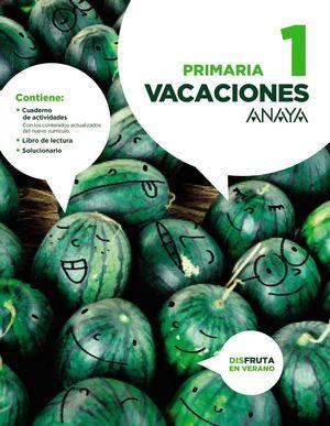 VACACIONES 1º PRIMARIA (PACK-2016)