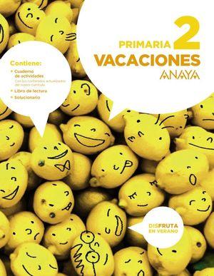 VACACIONES 2º PRIMARIA (PACK-2016)