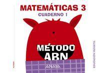 MATEMÁTICAS ABN. NIVEL 3. CUADERNO 1.