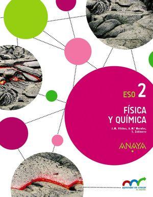 FISICA Y QUIMICA 2º ESO (MADRID) 2016