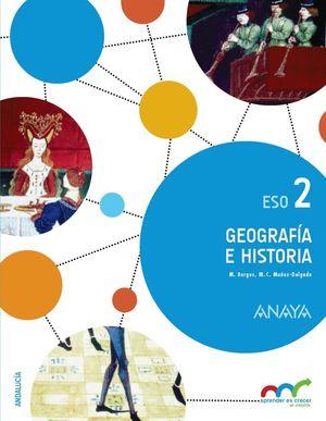 GEOGRAFÍA E HISTORIA 2. (COLEGIOS BILINGÜES)