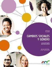 CAMBIOS SOCIALES Y GENERO.