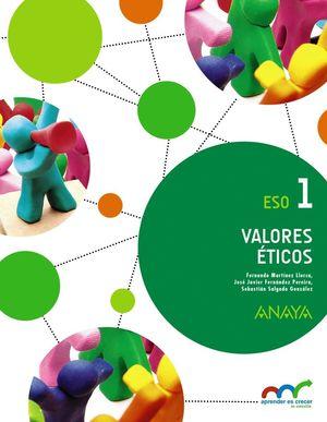 VALORES ETICOS 1ESO