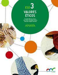VALORES ETICOS 3ºESO 2016