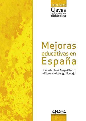 MEJORAS EDUCATIVAS EN ESPAÑA.