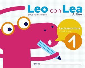 LEO CON LEA 1. CUADRÍCULA.
