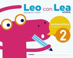 LEO CON LEA 2. CUADRÍCULA.