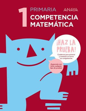 COMPETENCIA MATEMÁTICA 1.