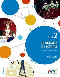 GEOGRAFÍA E HISTORIA 2. (TRIMESTRES)
