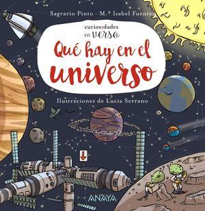 QUE HAY EN EL UNIVERSO