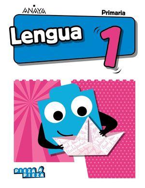 LENGUA 1. (INCLUYE TALLER DE LECTURA COMPRENSIVA)