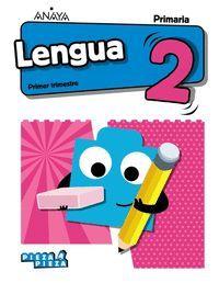 LENGUA 2. (INCLUYE TALLER DE LECTURA COMPRENSIVA)