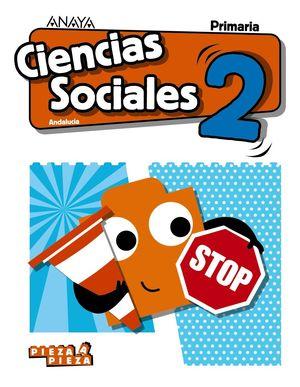 CIENCIAS SOCIALES 2º PRIMARIA PIEZA A PIEZA 2019