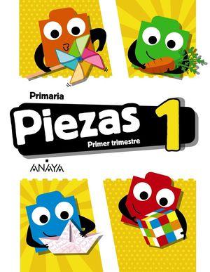 PIEZAS 1. PRIMER TRIMESTRE.