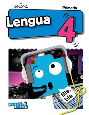 LENGUA 4. (INCLUYE TALLER DE LECTURA COMPRENSIVA)
