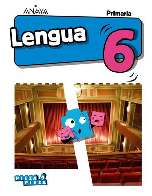LENGUA 6. (INCLUYE TALLER DE LECTURA COMPRENSIVA)