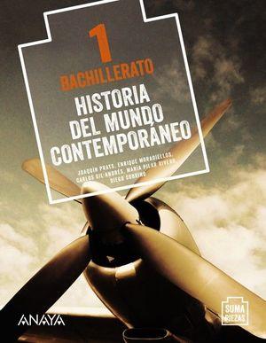 HISTORIA DEL MUNDO CONTEMPORÁNEO 1 BACHILLERATO 2020