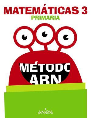 MATEMÁTICAS 3º PRIMARIA MÉTODO ABN