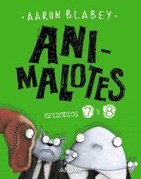 ANIMALOTES EPISODIOS 7 Y 8